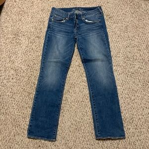 Women's American Eagle straight jeans